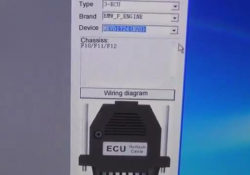 read BMW ecu